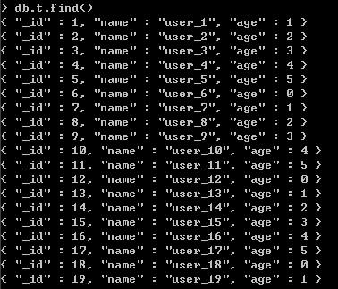 MongoDB之MapReduce(转)